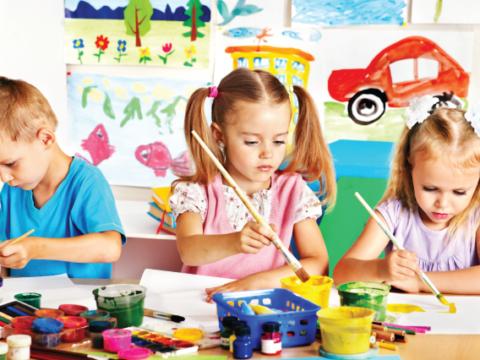 kidspaintingschool